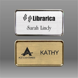Promotional Name Badges