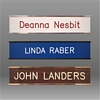 Engraved Name Badges