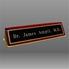 Desk Name Plates